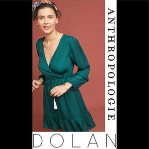 NWOT Dolan Teatro Ruffled Dress